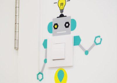 robotdisparador